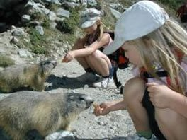 childrens activities french alps