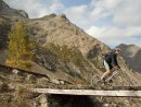 mountain bike bridge